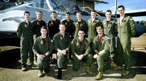 neck and back pain treatment for fighter pilots