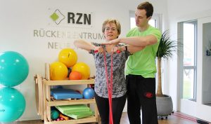 exercise therapy physiotherapy treatment program