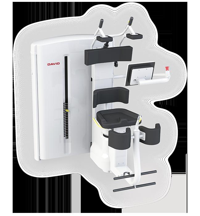 G120 Lumbar / Thoracic Rotation Device