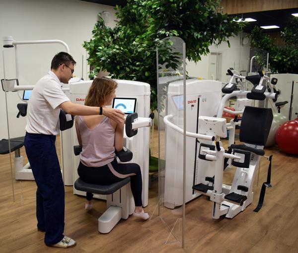 Spinetics – Healthy Spine Center