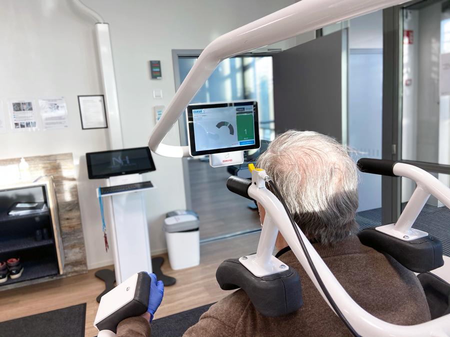 best technology for shoulder rehabilitation