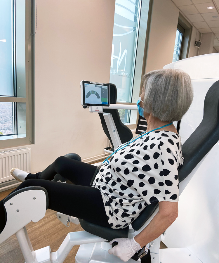 best technology for hip rehabilitation and pain relief