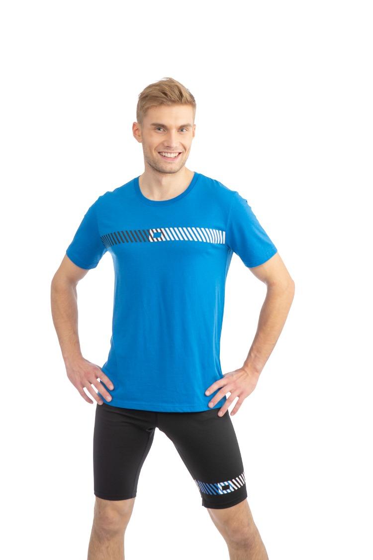 Men's T-shirt, Blue