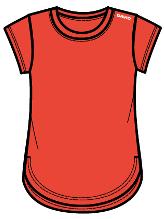 Ladies T-Shirt, Long