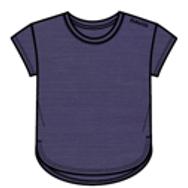 Lds Loose T-Shirt