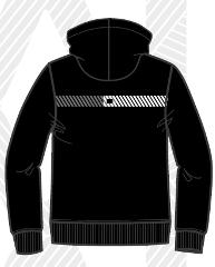 Men's College Jacket With Hood