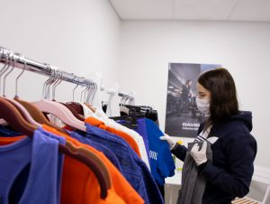 david collection clothing store